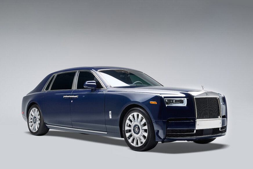 Rolls-Royce Koa Phantom Commission