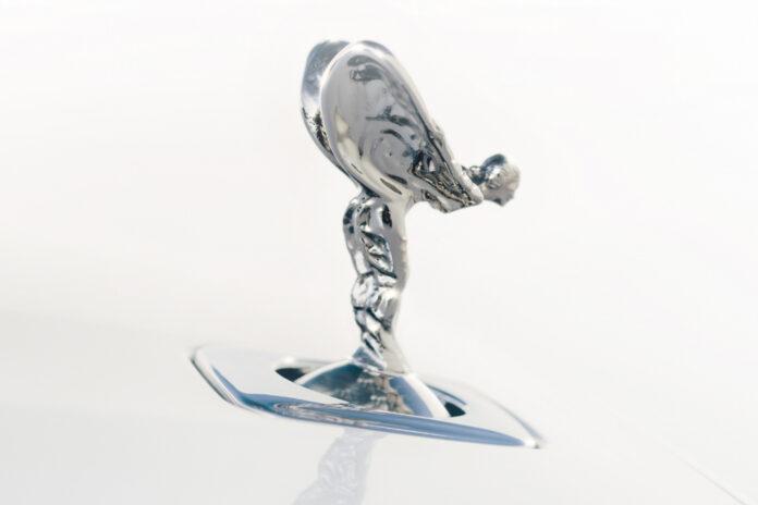 Rolls-Royce Spirit of Ecstasy Emblem