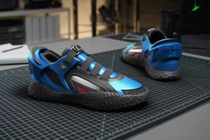 RTFKT Shoes Inspired by Lexus IS 350 F Sport Dynamic Handling Package