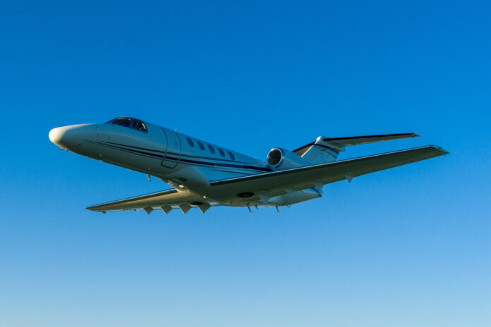 Textron Aviation Cessna Citation CJ4 Gen2