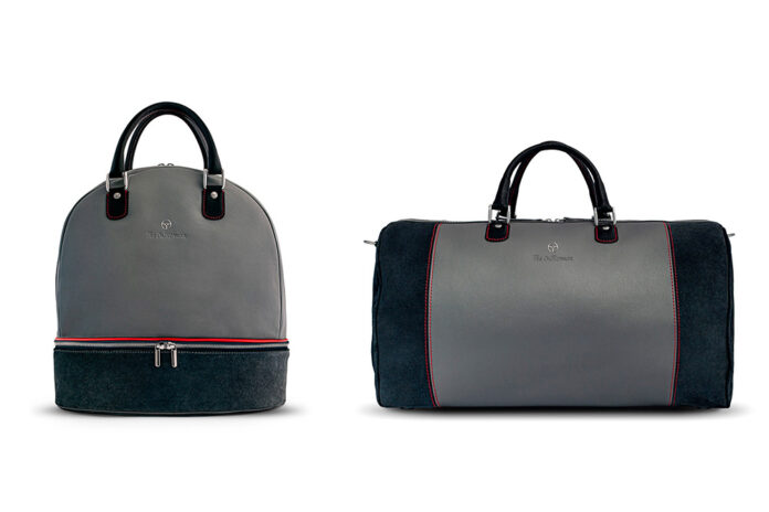 The Outlierman Monza Collection Leather Bags