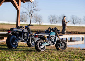 Volcon Runt kids Electric Motorcycle