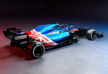 Alpine F1 Team 2021 Formula 1 Car