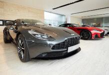 Aston Martin Cheltenham Named Dealer of the Year