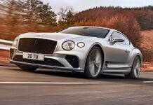 Bentley Continental GT Speed Unveiled