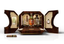 'The Emerald Isle' by The Craft Irish Whiskey Co. & Fabarge Most Expensive Whiskey Record