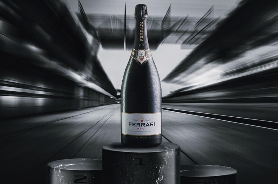 Ferrari Trento named official Formula 1 celebration drink