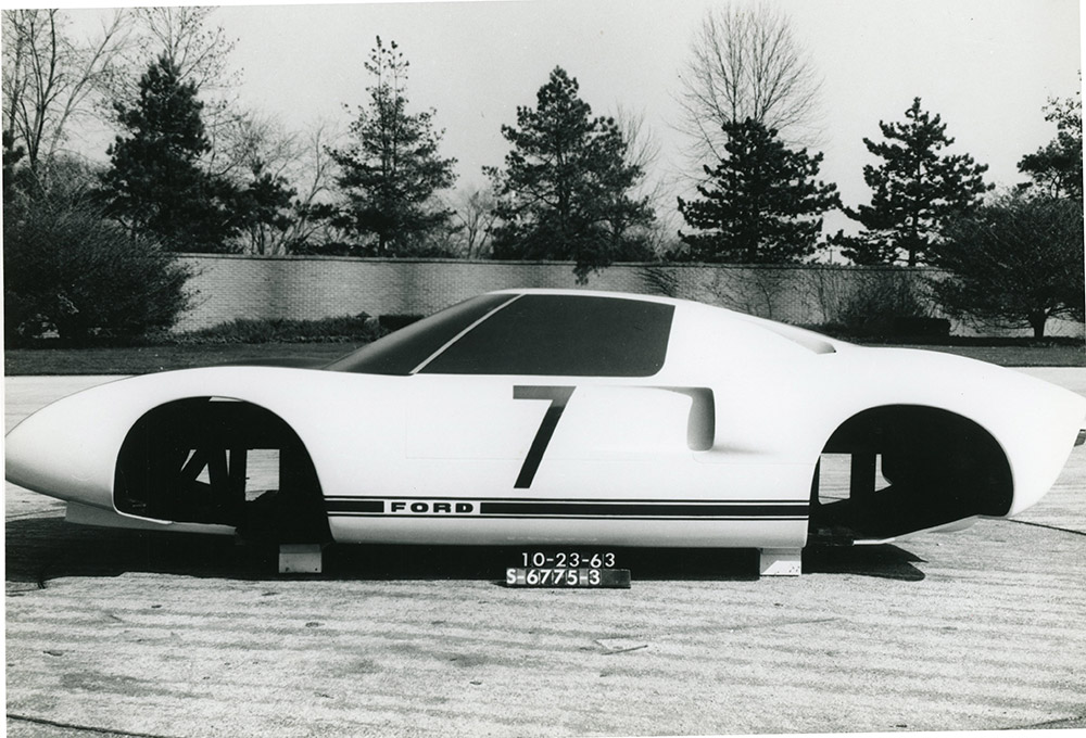 Ford GT History Archives