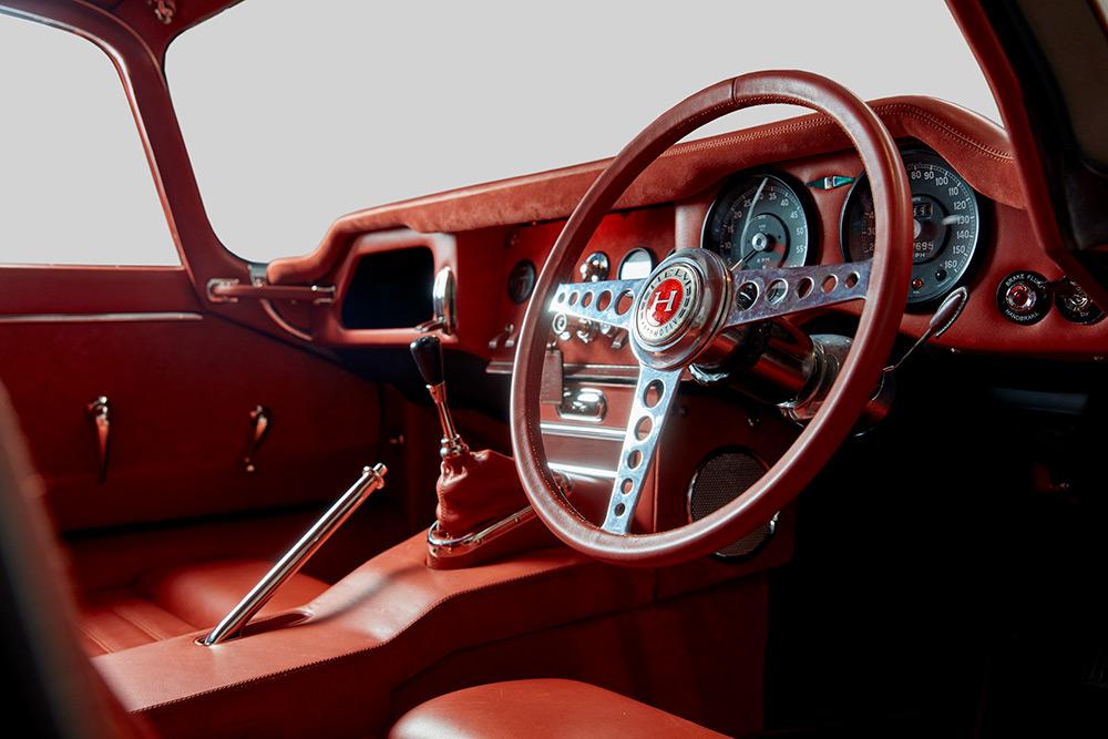 HELM Motorcars Series 1 Jaguar E-Type
