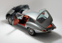 HELM Motorcars Series 1 Jaguar E-Type