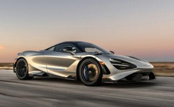 Hennessey Performance McLaren 765LT Upgrade