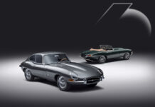 Jaguar Classic E-type 60 Collection Revealed