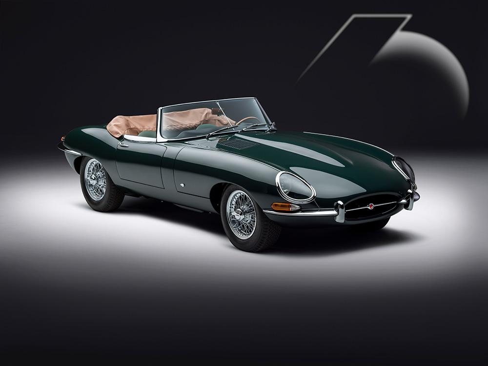 Jaguar Classic E-type 60 Collection Revealed