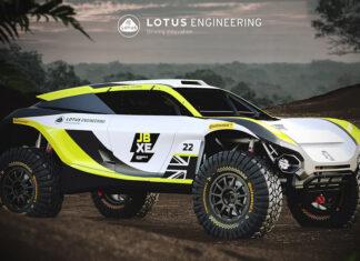 JBXE Racing Lotus Extreme E Partnership