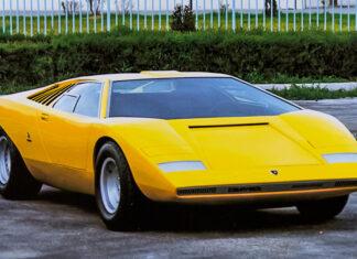 Lamborghini Countach LP 500 Turns 50