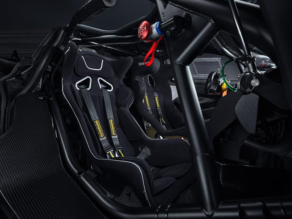 McLaren Customer Racing 720S GT3X Track Only Car