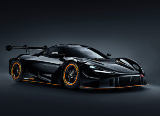 McLaren Customer Racing 720S GT3X Track Only Car
