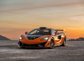 McLaren 620R Sport Series Production Ends