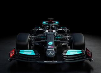 Mercedes-AMG Petronas F1 Team W12 Challenger Unveiled