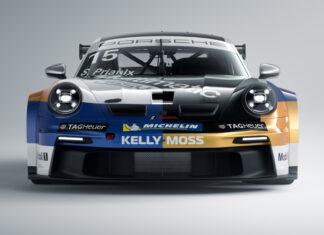Multimatic DSSV Porsche 911GT3 Cup Race Cars