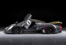 Pagani Huayra R Track Only Car