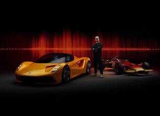 Patrick Patrikios Creates the Lotus Evija Sound From the Type 49