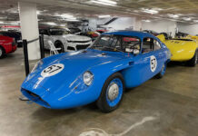 Petersen Automotive Museum Adds Cars to The Vault by Hagerty