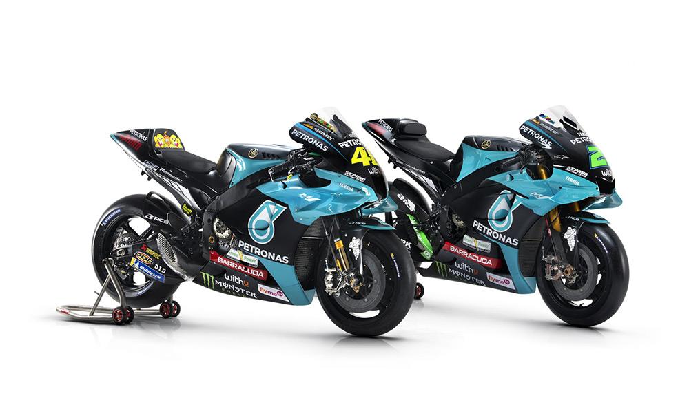 PETRONAS Sepang Racing 2021 MotoGP Launch