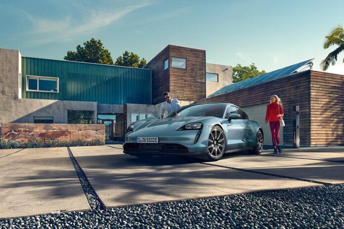 Porsche Taycan Drive Subscription and Rental Program