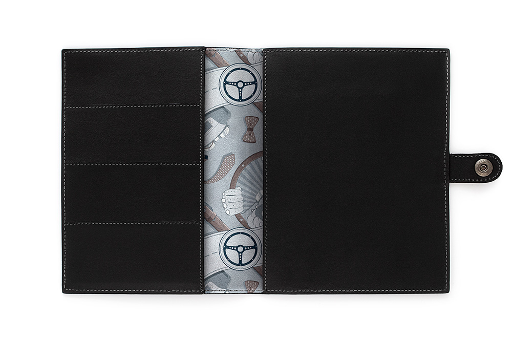 The Outlierman Leather Car Document Holder