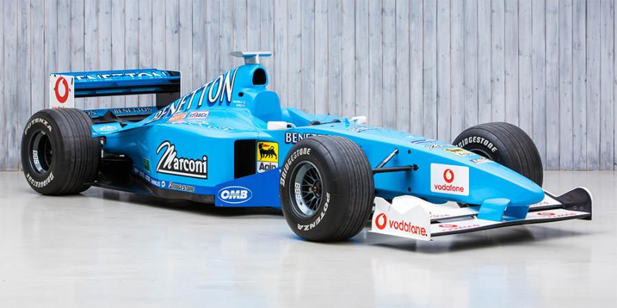 2000 Benetton B200 Formula 1 for sale