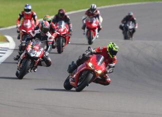 2021 Ducati Track Days Includes Brands Hatch