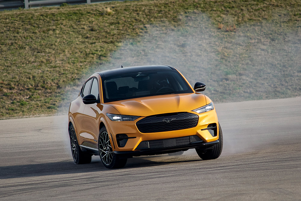 2021 Ford Mustang Mach-E GT Performance Edition