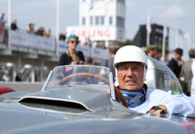 2021 Goodwood to celebrate the life and career of Sir Stirling Moss