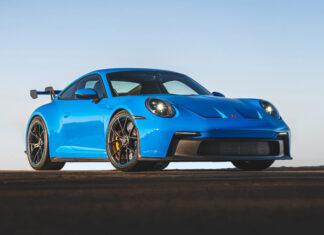 2022 Porsche 911 GT3 Pricing