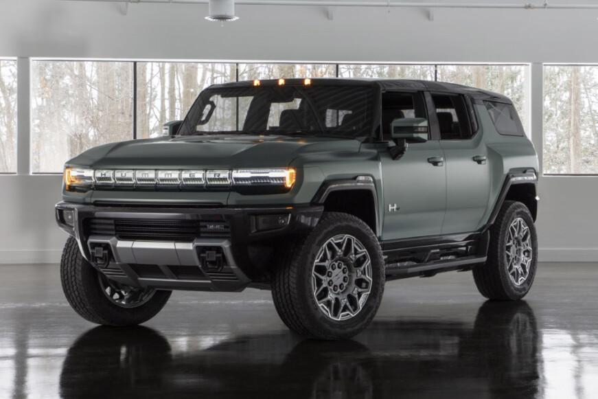 2024 GMC HUMMER EV SUV Tactical Tech