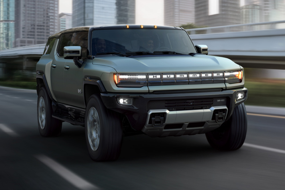 2024 GMC HUMMER EV SUV Tactical Tech
