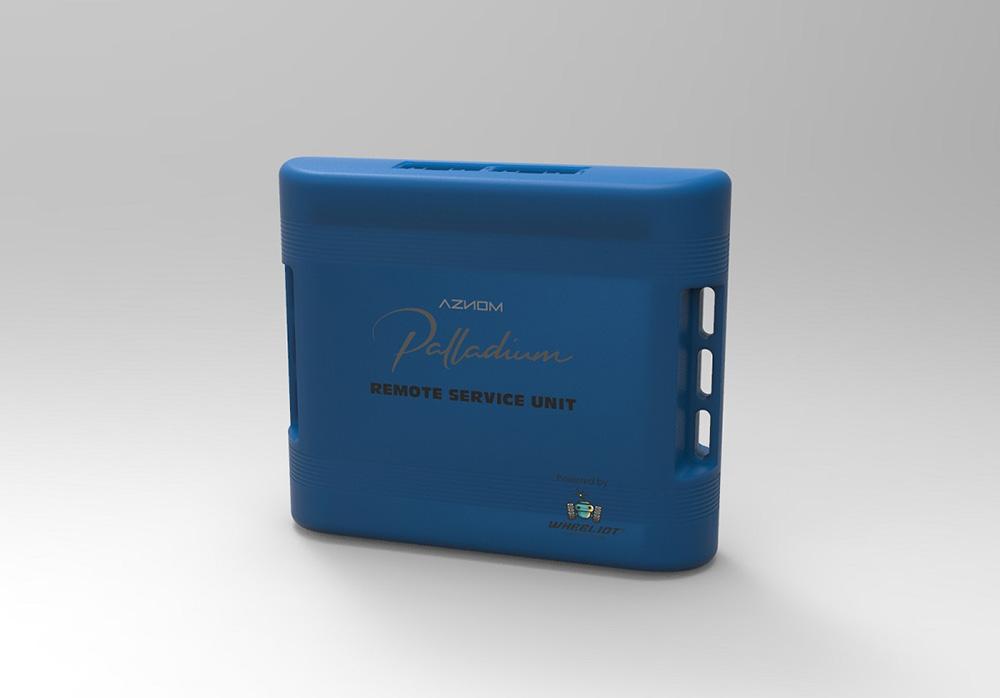 Aznom Palladium Hyper-Limousine Monitoring