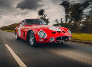 Bell Sport & Classic remasters Ferrari 330 LMB