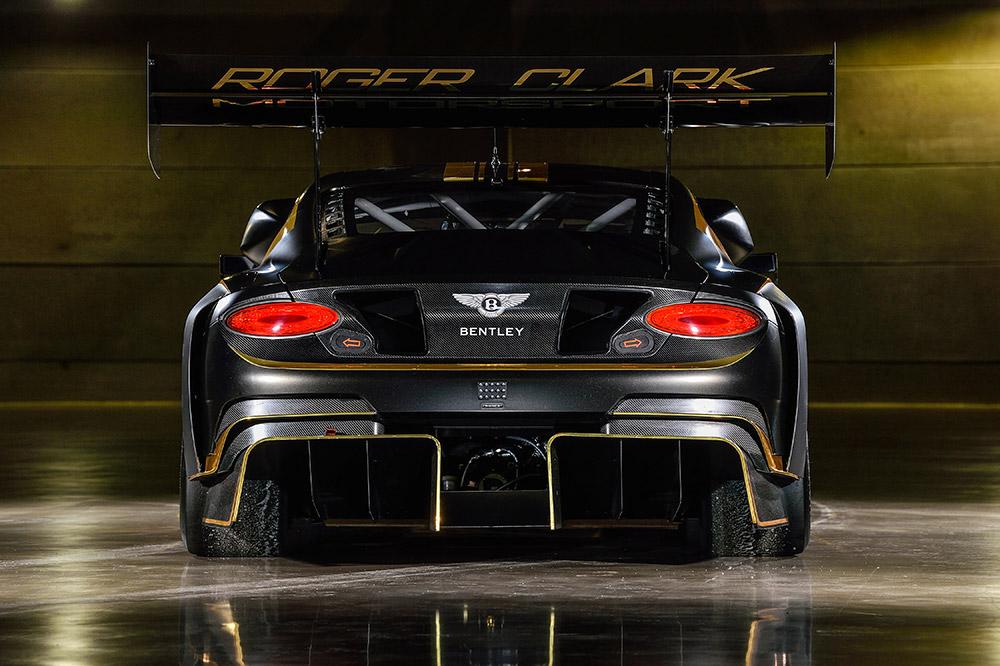 2021 Bentley Continental GT3 Pikes Peak Racer