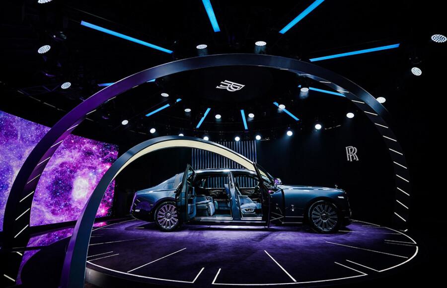 Bespoke Rolls-Royce Phantom Tempus Collection Debuts in Shanghai