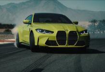 BMW M4 Milo Ventimiglia