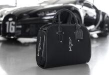 Bugatti by Schedoni bespoke luggage set