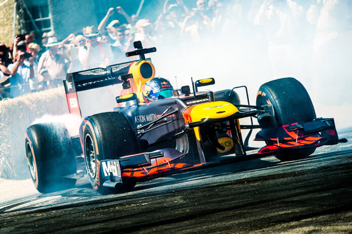 F1 at 2021 Goodwood Festival of Speed