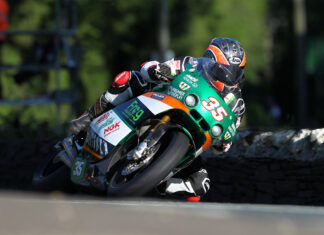 Hagerty partners with Isle of Man TT hero Maria Costello MBE