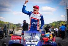 Honda Wins INDYCAR, Formula 1 and Off-Road Races