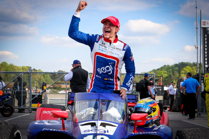 Honda Wins INDYCAR, Formula 1 and Off-Road Races