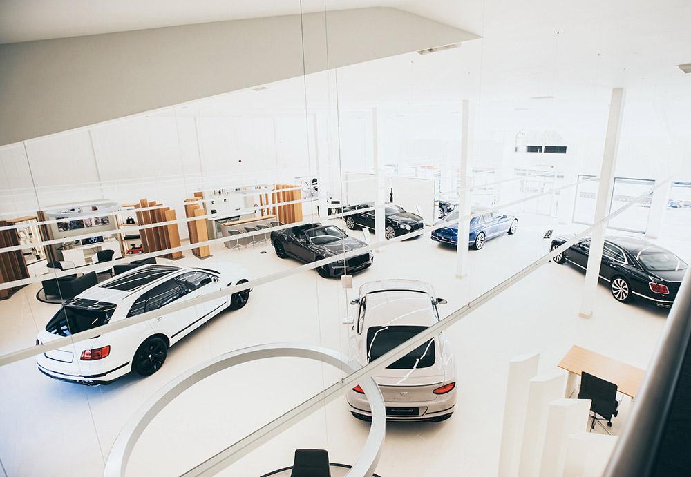 H.R. Owen Opens New Cutting-Edge Bentley Surrey Showroom