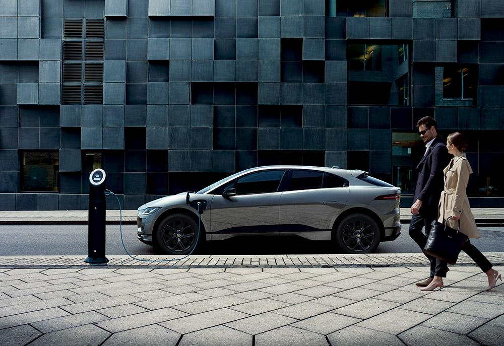 Jaguar I-PACE Black Special Edition