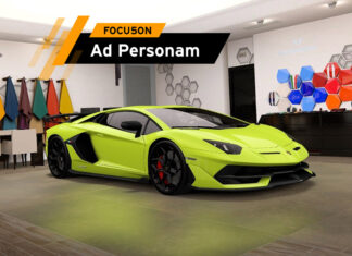 Lamborghini Ad Personam Customization facts